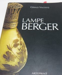 Centennial Book of Lampe Berger | lampe-berger-accessories:Lampe Berger Accessories