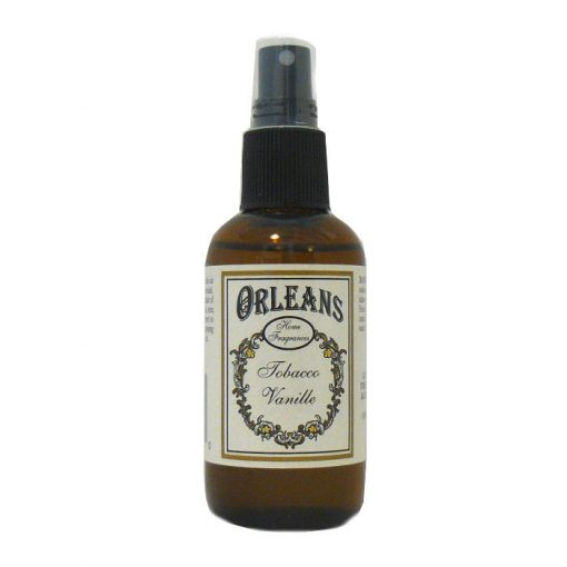 Tobacco Vanilla Spray | Orleans-detergent-sprays:Orleans Home fragrance Oils