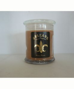 Elite Crème Brulee 11oz 2 wick candle | Orleans-detergent-sprays:Orleans Home fragrance Oils