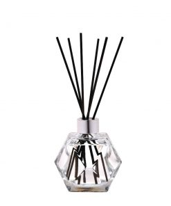 Geometry Clear Reed Diffuser | Uncategorized